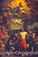Tela raffigurante San Bartolomeo SCICLI Luigi Nifosì