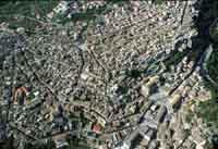 Panorama aereo di Palazzolo Acreide  - Palazzolo acreide (6600 clic)