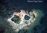 veduta aerea dell'Isola Brancati  - Marzamemi (48184 clic)