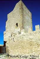 Castello Chiaramonte  - Butera (4183 clic)