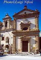 Chiesa del Purgatorio - Piazza IV Novembre  - Canicattì (6243 clic)