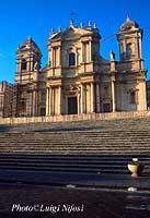 La Cattedrale - (San Nicolò)  - Noto (7227 clic)