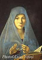 Antonello da Messina - Museo Abatellis Palermo PALERMO Luigi Nifosì