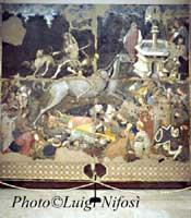 Il Trionfo della Morte - Museo Abatellis Palermo  - Palermo (8654 clic)