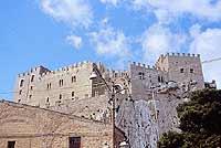 Castello di Caccamo, risalente ai primi anni 1000  - Caccamo (7618 clic)