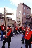 Processione del SS. Crocifisso  - Caccamo (7944 clic)