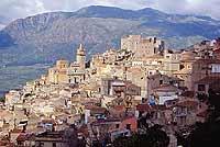 Veduta di Caccamo  - Caccamo (7010 clic)