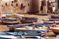 Porticciolo dei pescatori presso porta pescara  - Cefalù (7009 clic)