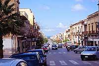 Corso principale  - Cinisi (7387 clic)