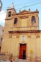 Chiesa di San Giovanni Battista al Sacramento  - Cinisi (8404 clic)