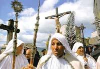 Domenica delle Palme  - Gangi (11220 clic)