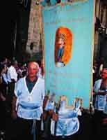 Festa di Santa Rosalia a Palermo (luglio 2001)  - Palermo (1913 clic)