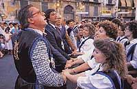 Festa di Santa Rosalia PALERMO Giuseppe Leone