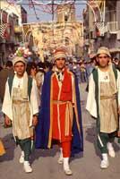 Festa del Tatarata - LA CORTE DEL GRUPPO DEL TATARATA'  - Casteltermini (10314 clic)