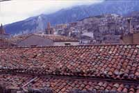 Panorama - DAI TETTI DI S. MICHELE  - Isnello (5384 clic)