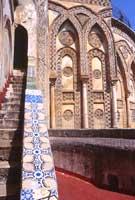 Terrazze del Duomo di Monreale  - Monreale (8629 clic)