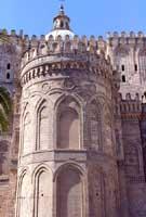 Absidi Cattedrale di Palermo  - Palermo (5589 clic)