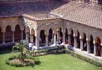 Chiostro del Duomo di Monreale  - Monreale (8100 clic)