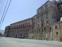 Palazzo Reale poi dei Normanni sede dell'Assemblea Regionale Siciliana PALERMO Giambattista Scivolet