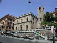 Chisa di S. Antonio Abate e Via Roma PALERMO Giambattista Scivoletto