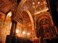 Cappella Palatina  - Palermo (1889 clic)