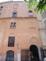 Palazzo Reale - Ingresso della Cappella Palatina PALERMO Giambattista Scivoletto