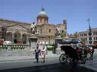 Cattedrale  - Palermo (1908 clic)