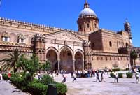 Palermo - La Cattedrale (1185)  - Palermo (25605 clic)