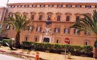 Palazzo Reale (poi dei Normanni) - sede dell'Assemblea Regionale Siciliana PALERMO Giambattista Sc