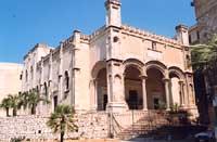 Chiesa di Santa Maria della Catena PALERMO Giambattista Scivoletto
