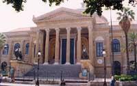 Teatro Massimo PALERMO Giambattista Scivoletto