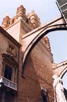 Torre Campanaria della Cattedrale di Palermo PALERMO Giambattista Scivoletto