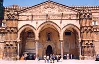 Portico Meridionale della Cattedrale di Palermo  - Palermo (5722 clic)