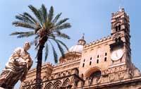 La Cattedrale di Palermo  - Palermo (2421 clic)