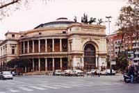 Teatro Politeama PALERMO Giambattista Scivoletto