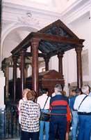 Tomba di Federico II all'interno della Cattedrale PALERMO Giambattista Scivoletto