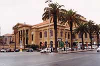Teatro Massimo (1897) PALERMO Giambattista Scivoletto