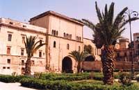 Porta dei Greci in Piazza della Kalsa PALERMO Giambattista Scivoletto
