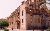 Chiesa di Santa Teresa in Piazza della Kalsa  - Palermo (5772 clic)