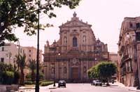 Chiesa di Santa Teresa in Piazza della Kalsa PALERMO Giambattista Scivoletto