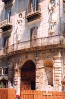 Palazzo Dagnino - Piazza Marina PALERMO Giambattista Scivoletto