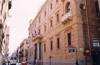 Palermo - via Maqueda - Università degli Studi PALERMO Giambattista Scivoletto