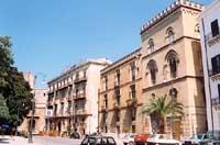 Palazzo Galletti di San Cataldo - XVI sec. - Quartiere Tribunali Castellammare PALERMO Giambattista