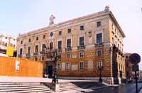 Palazzo Senatorio - sede del Municipio di Palermo  - Palermo (7049 clic)