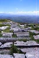 Scavi del Monte Jato  - San cipirello (7090 clic)