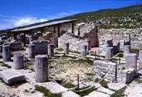 Scavi del Monte Jato  - San cipirello (6691 clic)