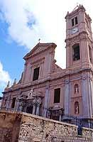 Prospettiva del Duomo San Nicola di Bari  - Termini imerese (7067 clic)