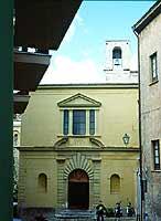 prospetto MUSEO CIVICO su via cicerone  - Termini imerese (4741 clic)