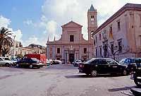 piazza DUOMO  - Termini imerese (8114 clic)
