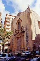 chiesa DEL MONTE PANTHEON DI TERMINI IMERESE  - Termini imerese (7812 clic)